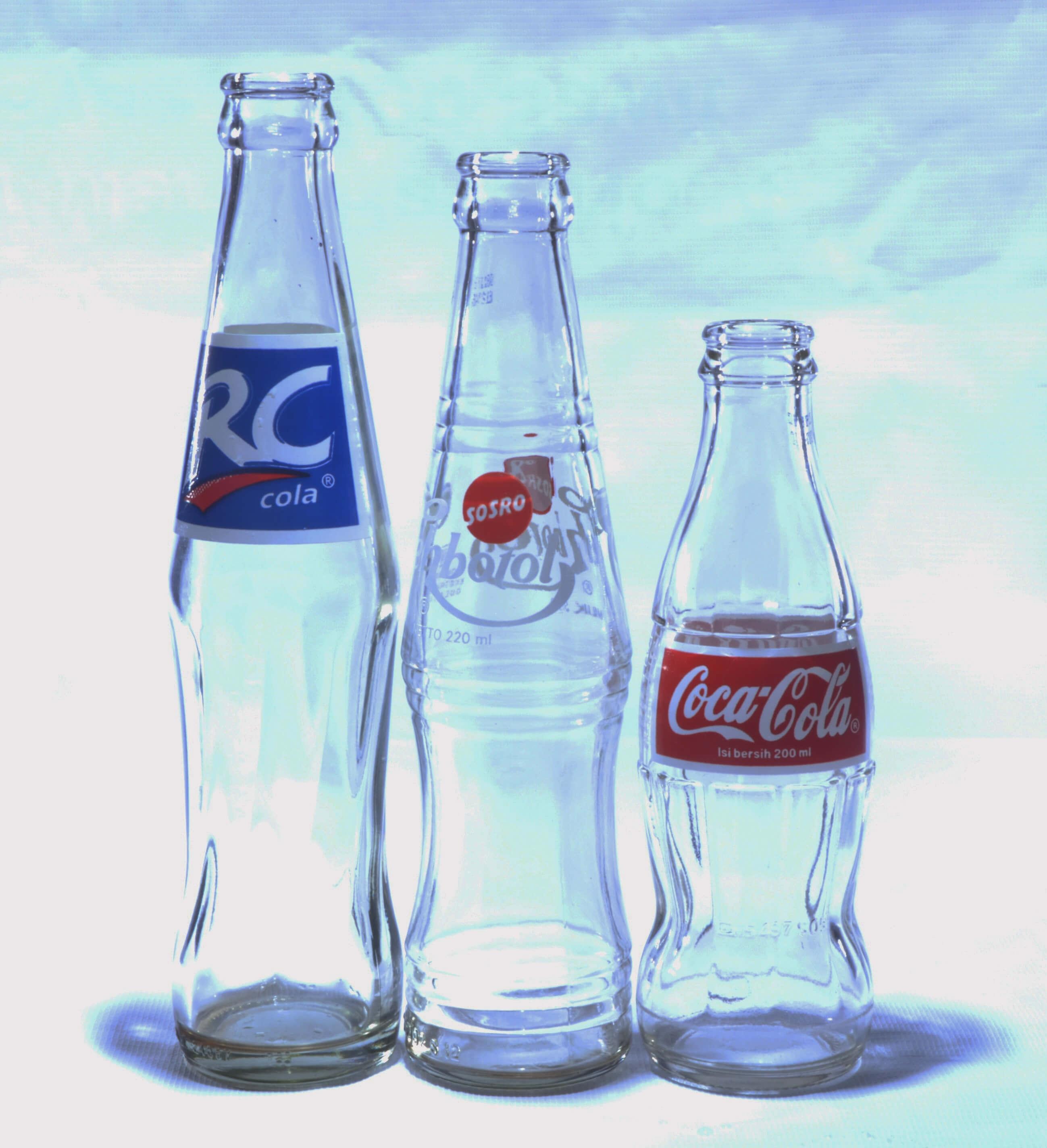 Botol Desain Tercetak